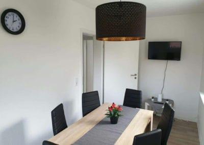 Monteurzimmer Chemnitz Gemeinschaftsraum